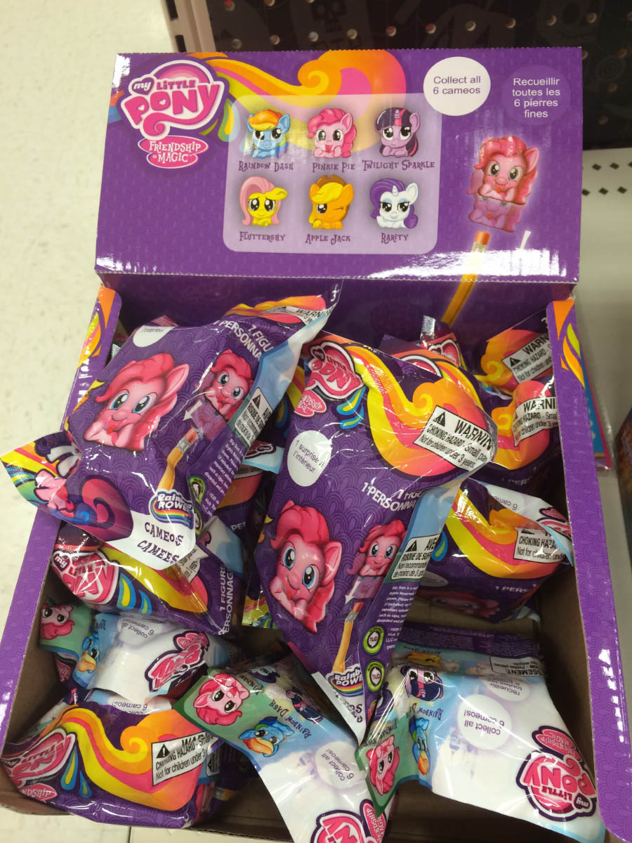 My Little Pony Cameos Pencil Toppers Found At Target