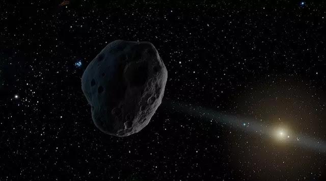 Asteroid Melintas Bumi di Bulan ini