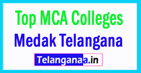 Top MCA Colleges in Medak Telangana