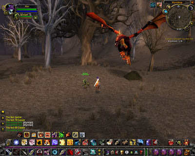 World of Warcraft Game Screenshot 2005