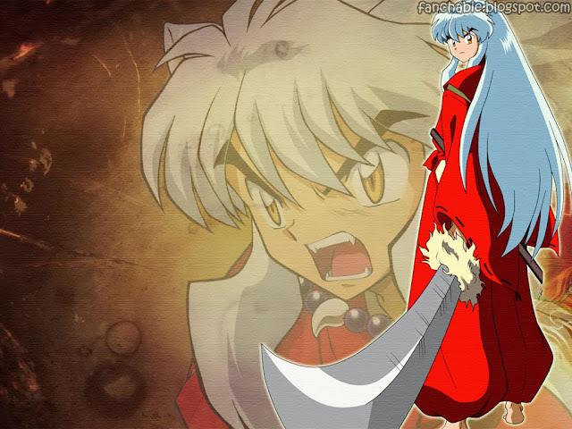 Inuyasha Anime Character