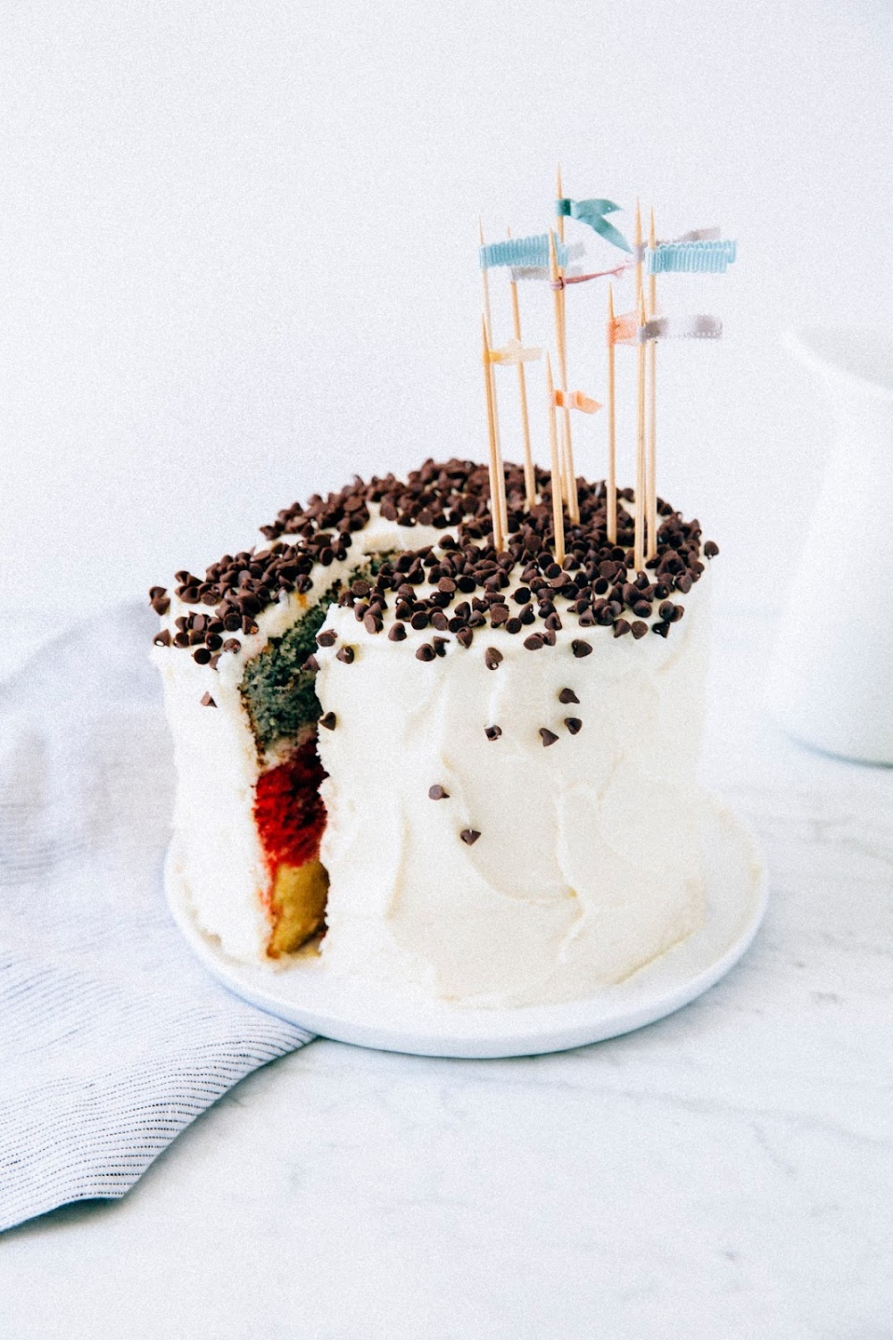 Frankenstein Cake Hummingbird High A Desserts And