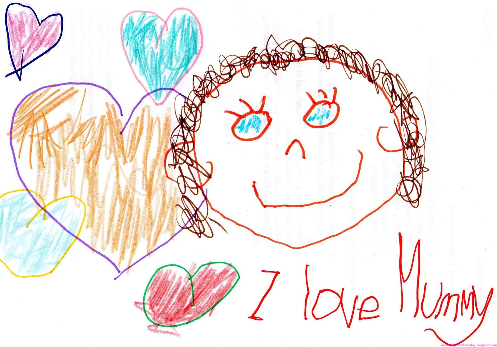 mother's day clip art pictures - photo #4