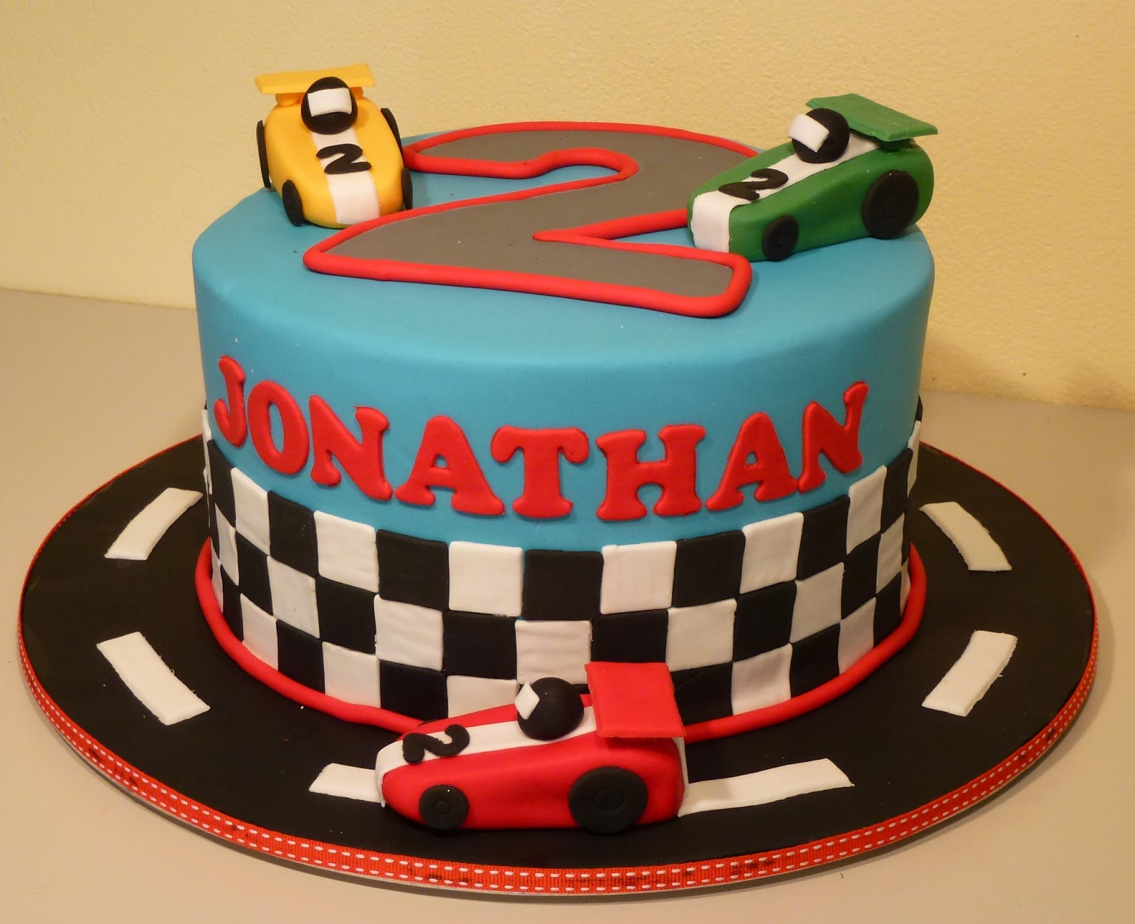 Cakes And Other Delights Off Racing