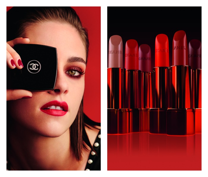 Chanel Le Rouge Collection No 1 Autumn Beauty Collection