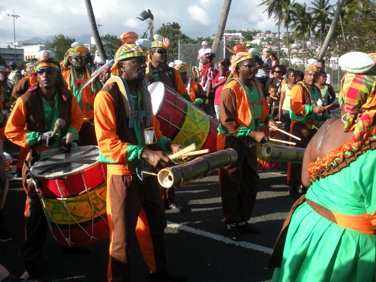 Caribbean Culture: French Language And Caribbean Culture In Martinique