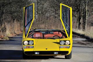 Lamborghini Countach LP400 Periscopio Classic Supercar