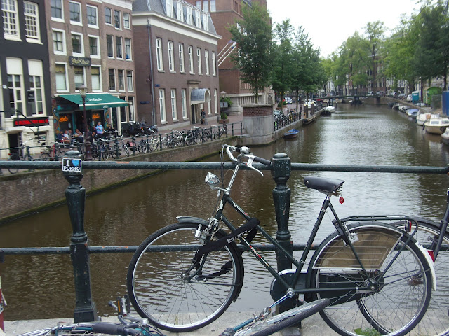 Bike, Amsterdam http://psychologyfoodandfitness.blogspot.co.uk/2016/07/travel-diary-i-am-amsterdam.html