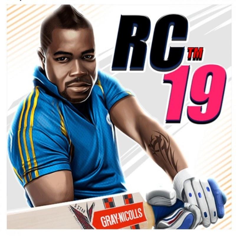 Real Cricket 19 v2.6 Apk Mod [Dinheiro Infinito]