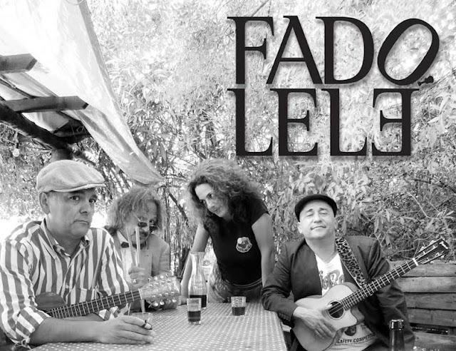 """""""Fado Lelé"""" no Pátio Dimas"""