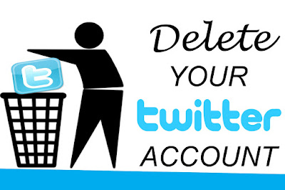 How To Delete Twitter Account In Hindi