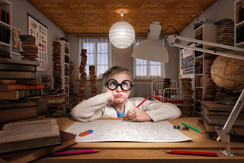 девочка-изобретательница | креативное мышление