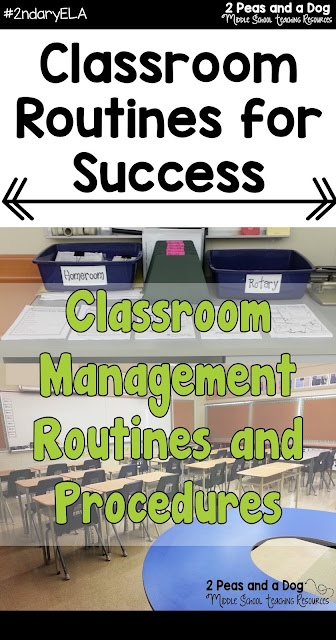 classroom management routines and procedures essay 2018-6-4  how to create classroom management routines share  the focus of wong's program is on creating orderly classroom routines.