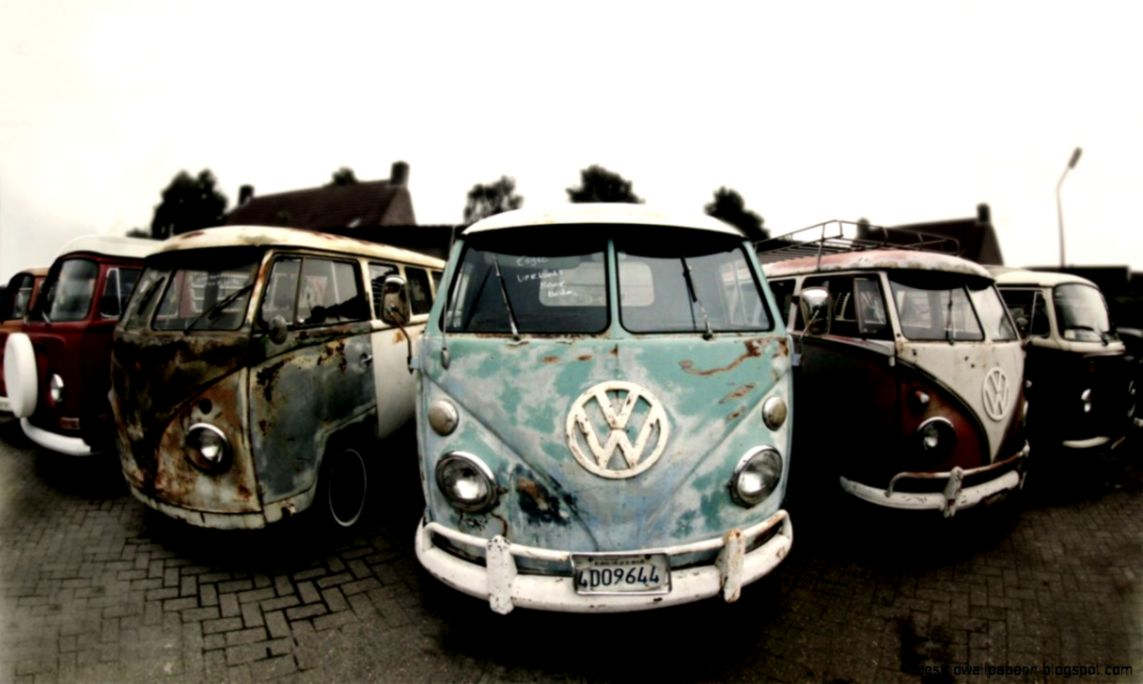 Cool Volkswagen Combi Hd Wallpaper Wallpapers Snipe