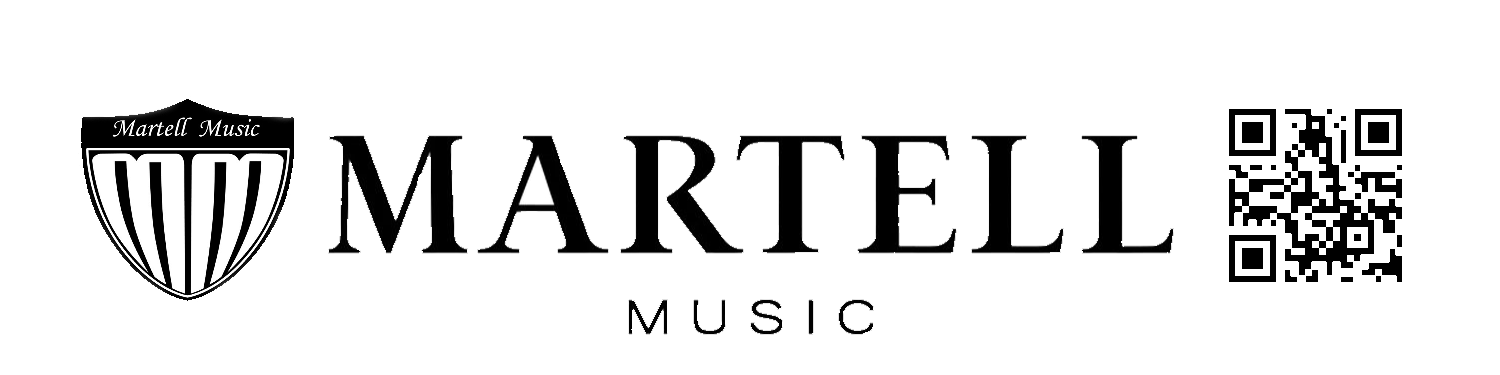Martell Music merch