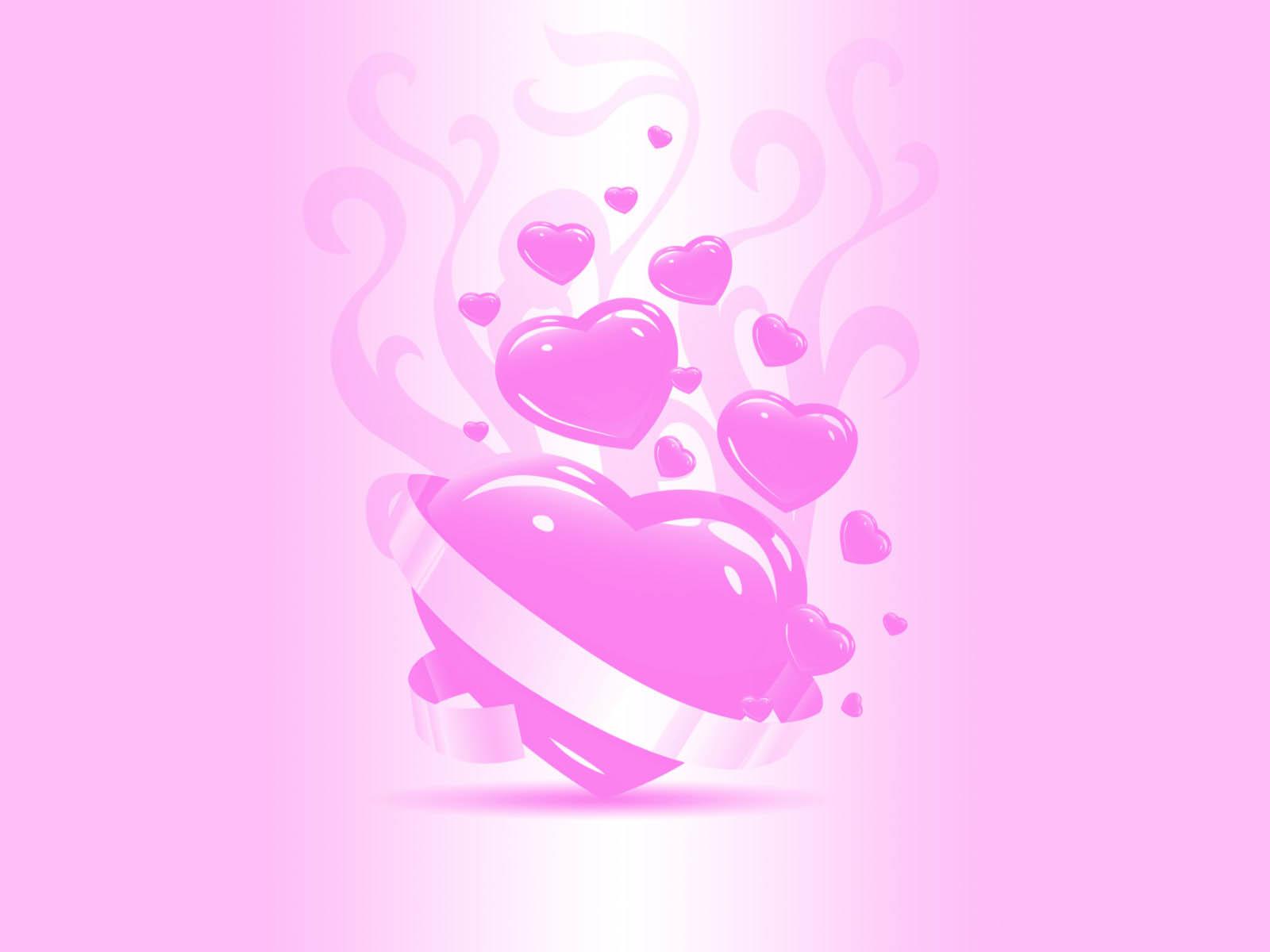 Abstract Pink Wallpapers ~ Desktop Wallpaper  Abstract