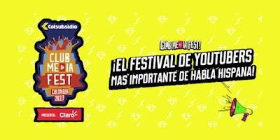 CLUB MEDIA FEST BOGOTÁ 2017
