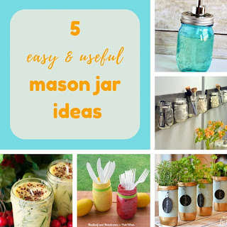 http://keepingitrreal.blogspot.com.es/2016/06/5-easy-useful-mason-jar-ideas.html