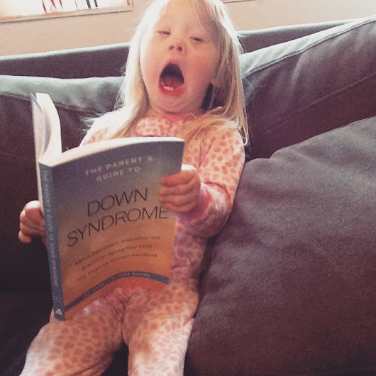 The Parent's Guide To Down Syndrome: Book Review Time!