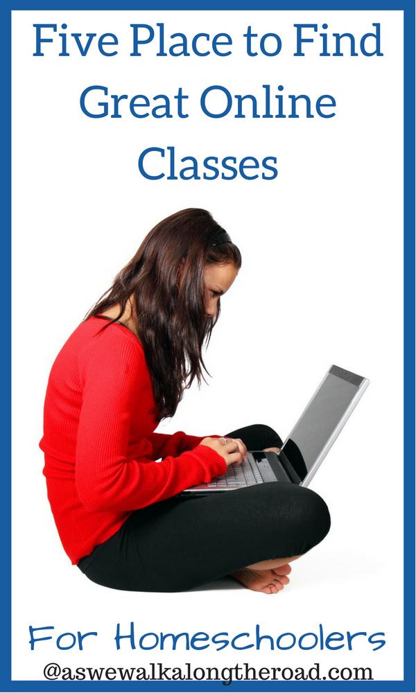 Online classes foir homeschoolers