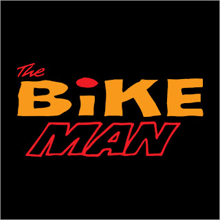 The Bike Man Free Download Vector CDR, AI, EPS and PNG Formats