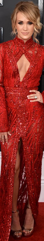 Carrie Underwood 2017 Grammy Awards