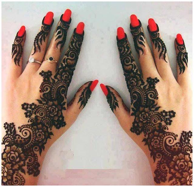 Elegant Eid Mehndi Designs For This Season! - The Bridal Box