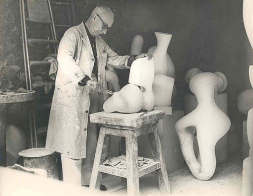 El dadaísmo de Jean Arp