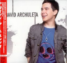 25 de Febrero de 2009.Album Debut de David Archuleta en Japon.