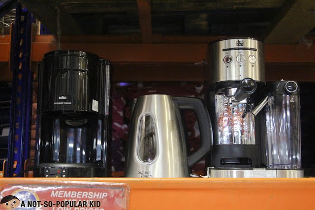Delichef Coffee Mac Espresso and Braun Grind & Grew