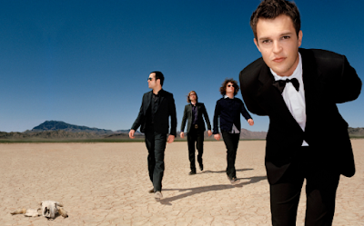 """Lirik lagu The Killers - The Man"""