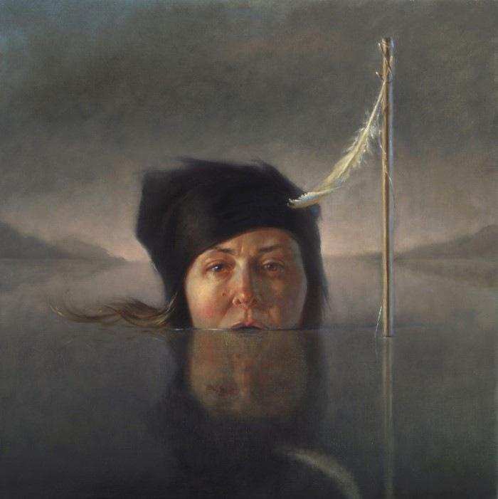 Итальянский художник. Melinda Borysevicz