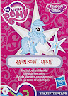My Little Pony Wave 17 Rainbow Dash Blind Bag Card