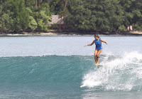 3 Chloe Calmon Kumul PNG World Longboard Championships foto WSL Tim Hain