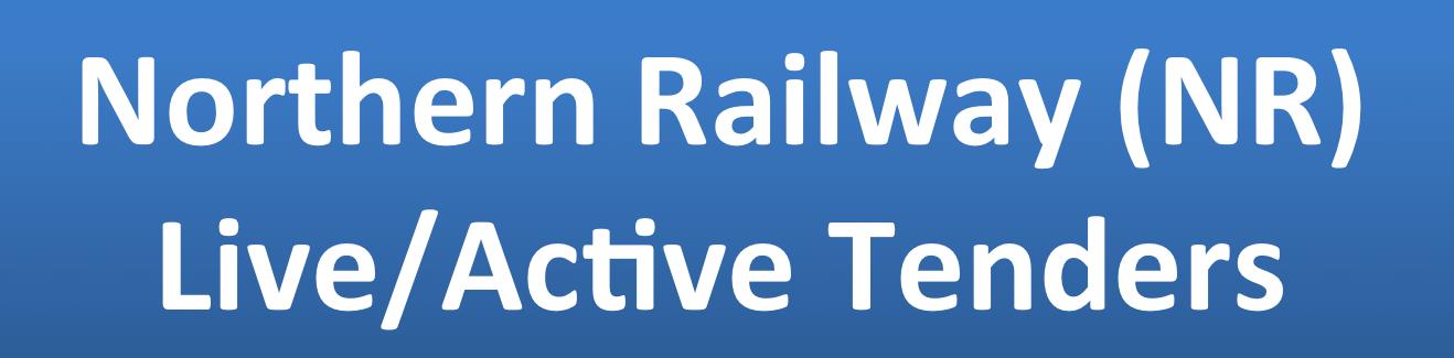 e procurement for indian railways
