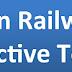 Northern Railway Live Tenders