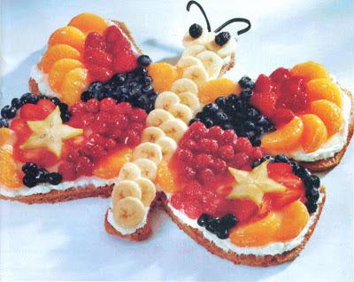 Reţetă culinară: Prăjitură fluture