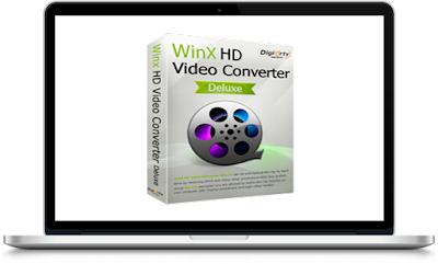 WinX HD Video Converter Deluxe 5.12.0.295 Full Version