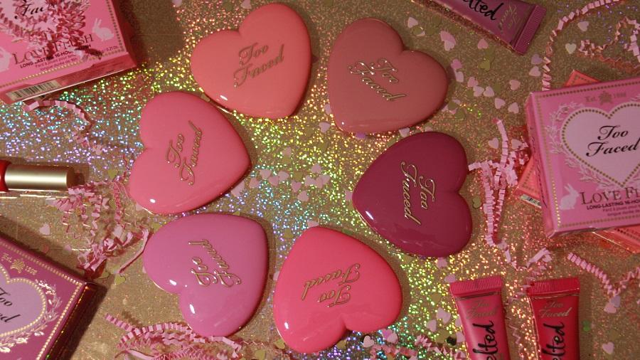 blushs coeur too faced blog beauté
