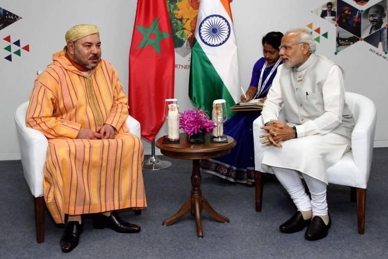 Le Maroc et l'Inde préparent un accord économique important.