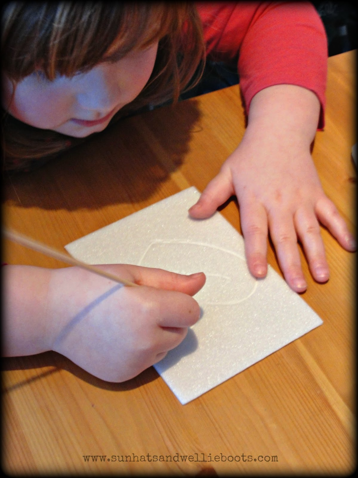 Sun Hats & Wellie Boots: Simple Printing For Kids (using
