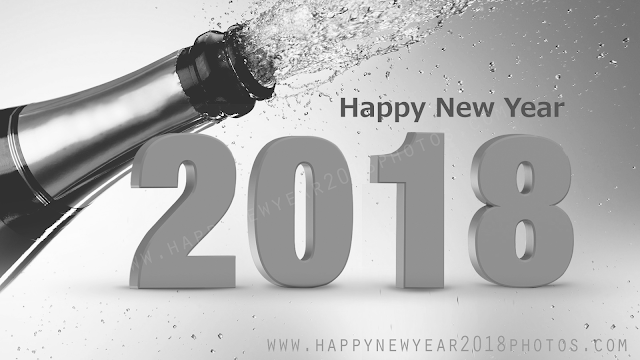 Happy new year 2018 dp