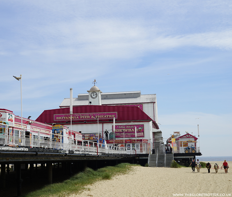 Britannia Pier in Great Yarmouth - Things to See and Do in Great Yarmouth