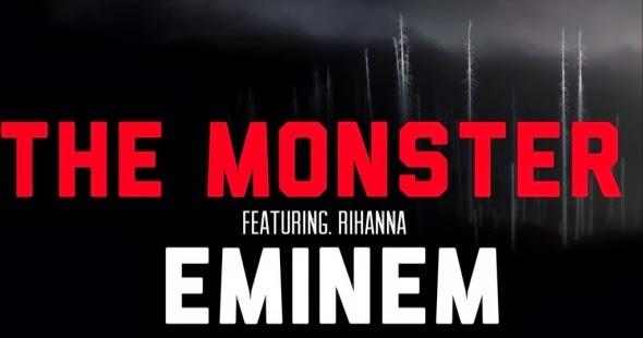 Eminem 'The Monster' Mp3 Download (HQ)