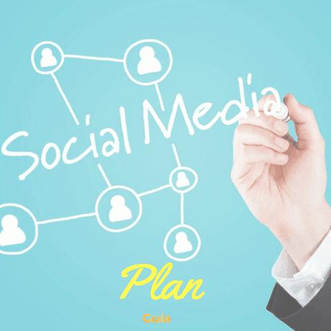 Social media, plan