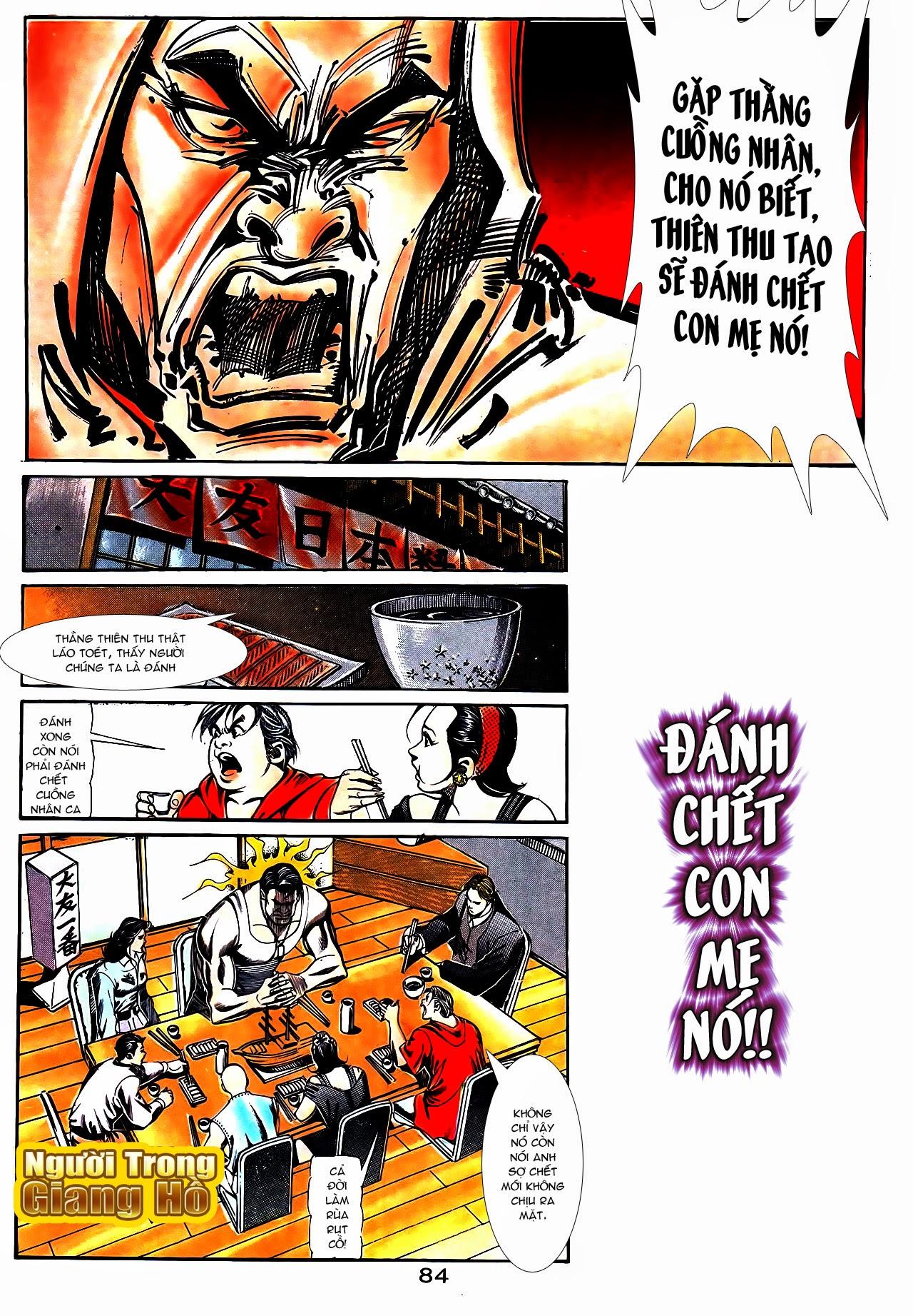 Người Trong Giang Hồ chapter 109: đại ca hùng phong trang 28