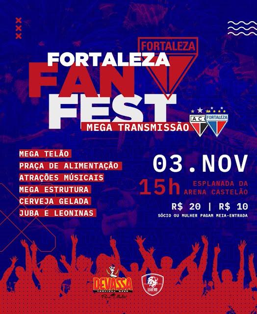 4230c8117b4 Fortaleza Fan Fest