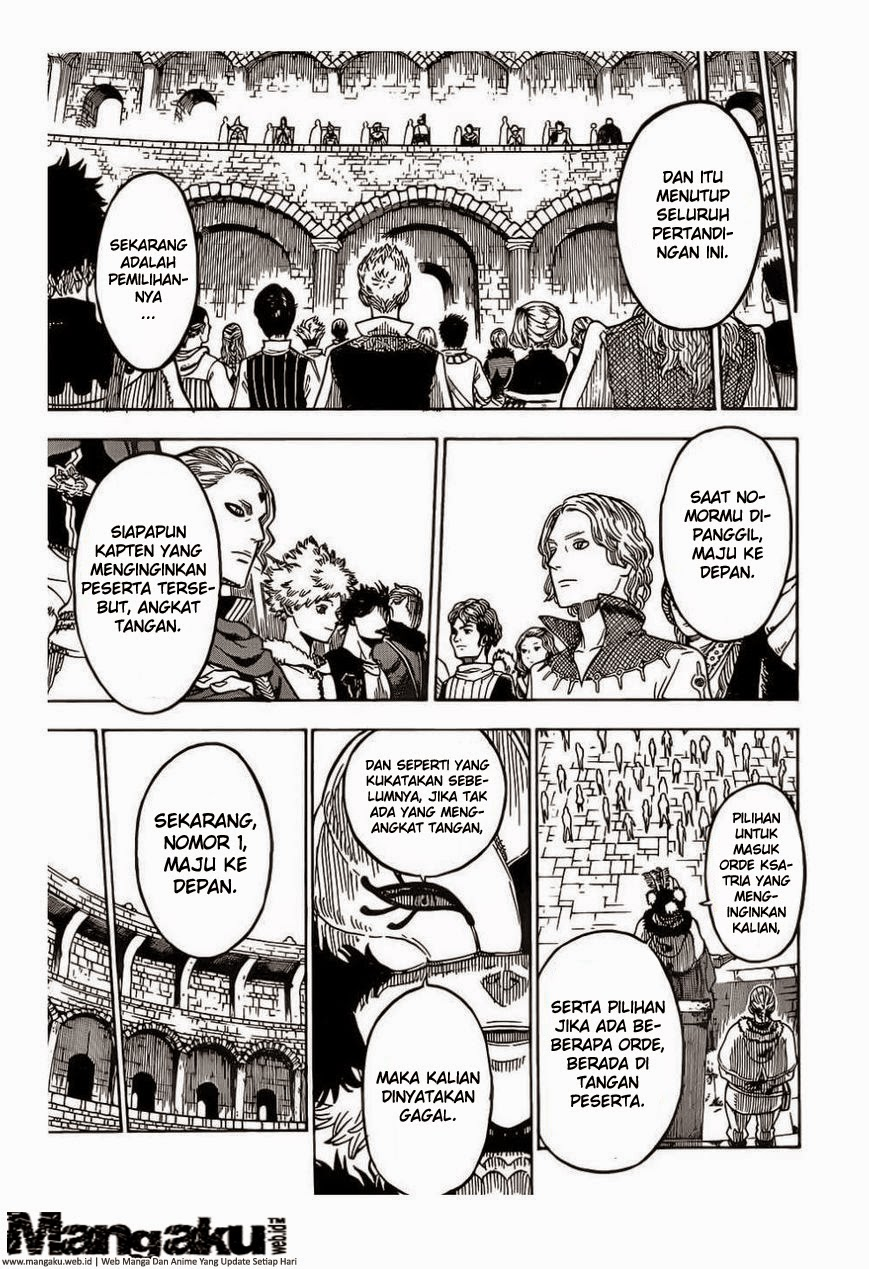 Baca Manga Black Clover Chapter 3