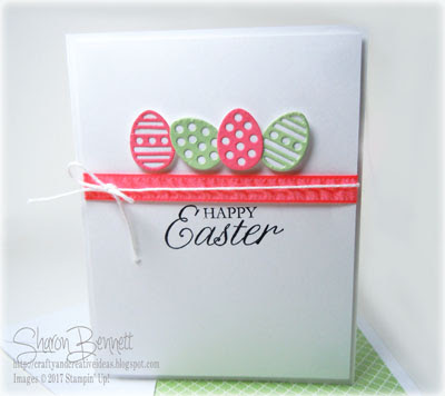 easter card, easter basket bunch