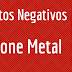 5 Pontos negativos - Ulefone Metal